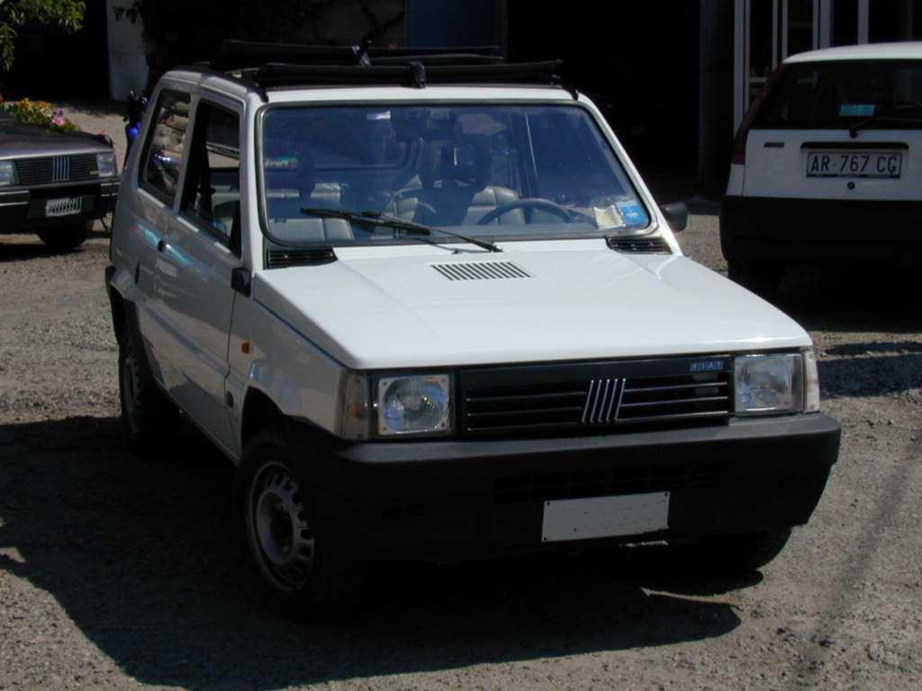Fiat Panda | The Ugliest Cars in Britain