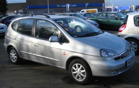 Daewoo / Chevrolet Tacuma