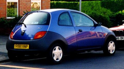 Ford Ka The Ugliest Cars In Britain