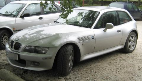 Bmw Z3 Coupé The Ugliest Cars In Britain